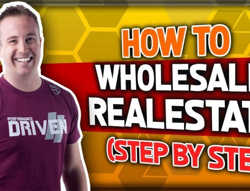 How To Wholesale Real Estate STEP BY STEP (Exactly What To Do)
