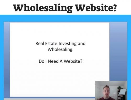 Do You REALLY Need A Website For Your Real Estate Investing Business?